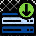 Server Download Server Database Icon