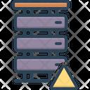 Server Error Server Error Icon
