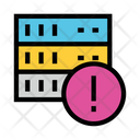 Exclamation Error Server Icon