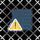 Error Warning Exclamation Icon