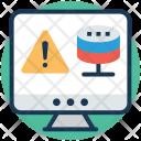 Server Error Website Icon
