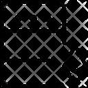 Server Ethereum Ethereum Database Ethereum Server Icon