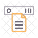 File Document Server Icon