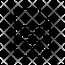 Server File Database Icon