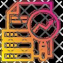 Server File Analysis Icon