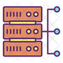 Server Flow Icon