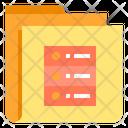Server Folder Server Folder Icon