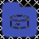 Server Folder Server Storage Icon