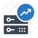 Growth Graph Server Icon