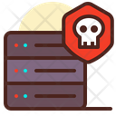 Server Hack Servers Danger Server Icon
