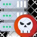 Server Hack Hack Server Scan Bug Icon