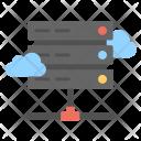 Server Hosting Virtual Icon