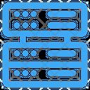 Hosting Server Network Icon