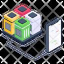 Server Hosting Icon