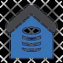 Server Houser Server Database Icon