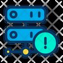 Information Server Server Data Icon