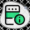 Server Information Icon