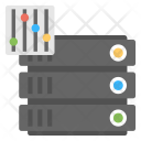 Server Interface Control Icon