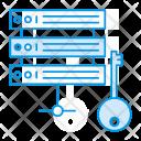 Server key Icon