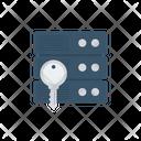 Key Lock Private Icon