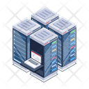 Data Display Server Laptop Server Storage Icon