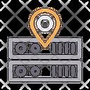 Map Server Database Icon