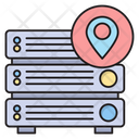 Database Location Server Icon