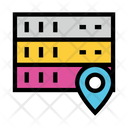 Mainframe Map Location Icon