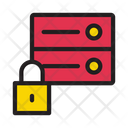 Lock Vpn Server Icon