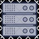 Server Storage Technology Icon