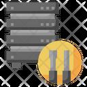 Server Maintenance Maintenance Settings Icon