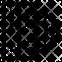 Technician Database Network Icon