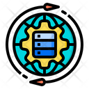 Survey Artificial Intelligence Icon