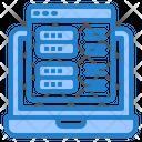 Server Management Management Database Icon