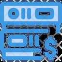 Server Money Icon