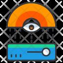 Server monitoring Icon