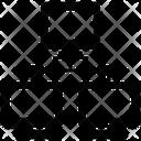 Server Network Server Hub Networking Icon