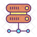Ibig Server Server Network Server Connection Icon