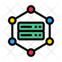 Server Database Connection Icon