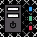 Server Computer Network Icon