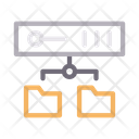 Server Network Filesharing Icon