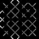Server Device Data Icon