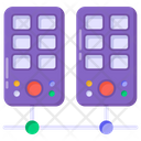 Server Connection Server Network Server Hosting Icon