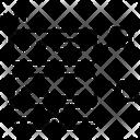 Database Network Server Network Shared Server Icon
