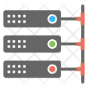 Server Network Database Icon