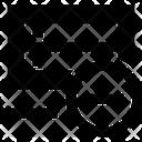 Server Network Minus Icon