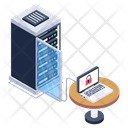Server Network Protection Icon