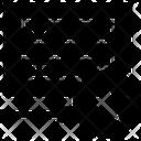Server Network Star Icon