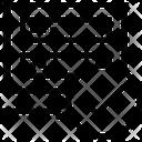 Server Network Tick Icon