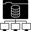 Server Networking Icon